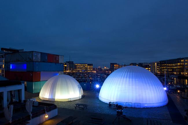 Denmark Domes