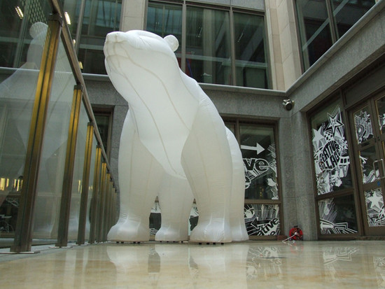 Polar Bear | UK TV, 2010