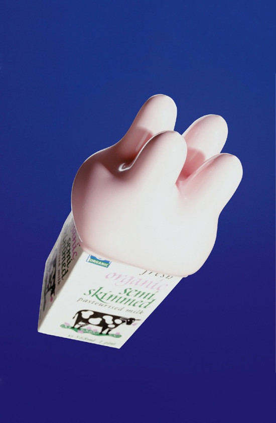 Milk Udder | Inflate Studio,1997