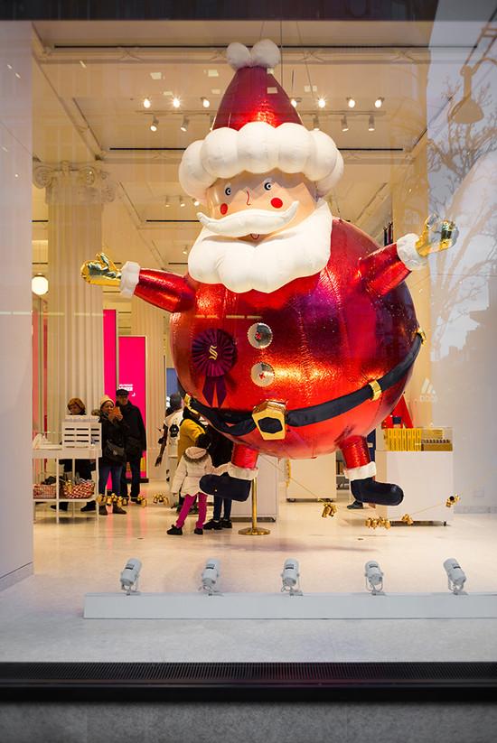 Santa | Selridges, 2018