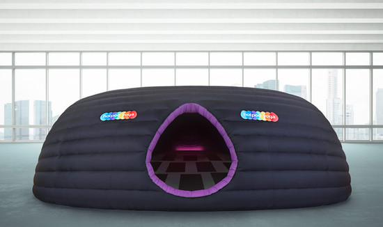 Hotpod Yoga Inflatable