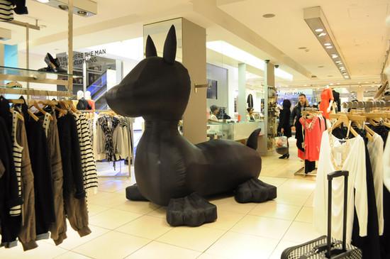 Black Dog | FCUK, 2009