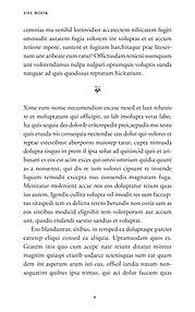 write dream repeat book interior design home r e d template title page 54