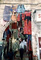 The Arab Market, Jerusalem, 1990