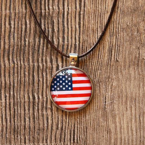 Patriotic Pendant