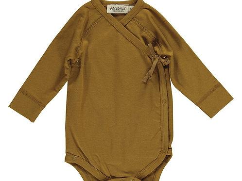Mar Mar Belita Bodysuit Golden Olive baby
