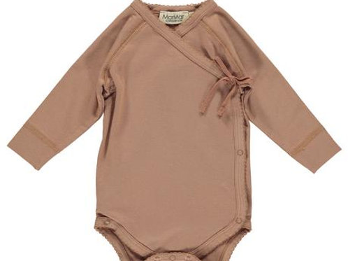 Mar Mar Belita Bodysuit Rose Blush pink