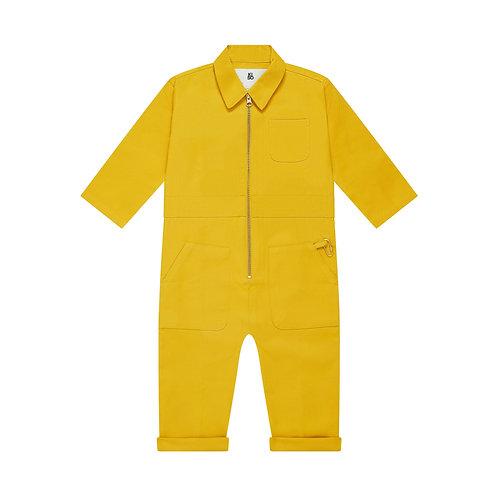 Boiler Suit in Corn - Kiso Apparel