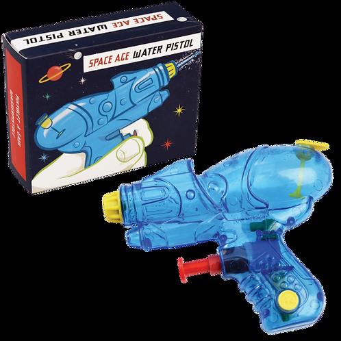 Space Age Mini Water Pistol