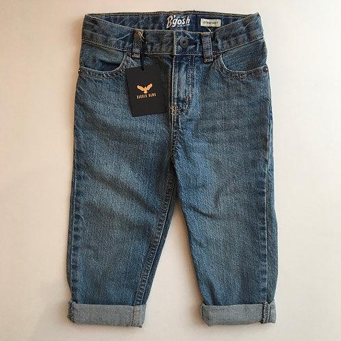 Vintage Original Osh Kosh Straight Leg Jeans 2 Years denim Sacred Hawk