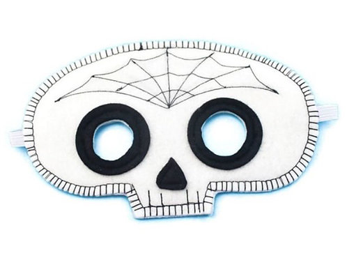 Skull Mask by A is For Alice