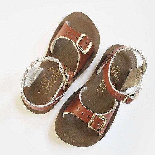 Salt-Water Surfer Sandals - Tan