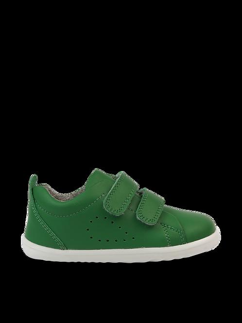 Bobux Step Up Grass Court - Emerald