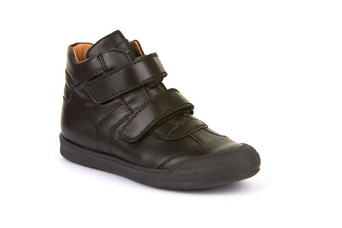 Black Leather Boots Froddo shoes