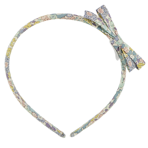 Headband in Liberty Michelle Print