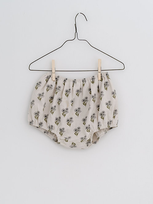 Charlie Bloomers in Poppy Floral - Little Cotton Clothes