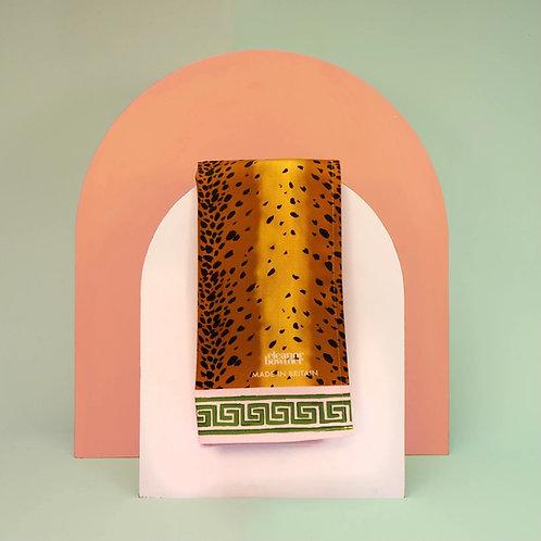 Leopard Spot Tea Towel - Eleanor Bowmer