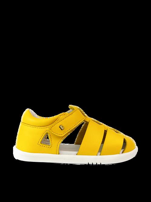 Bobux SU Tidal First Walker Sandals - Yellow