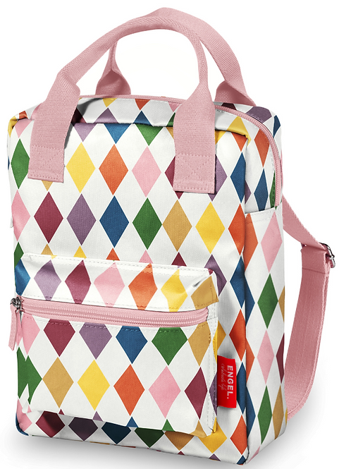 Engel Large Backpack - Circus