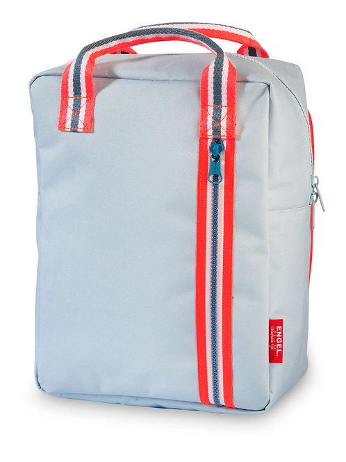 Engel Medium Zipper Backpack Pale Blue bag