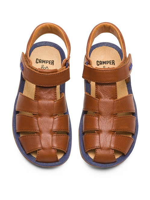 Camper Bicho Sandal - Brown