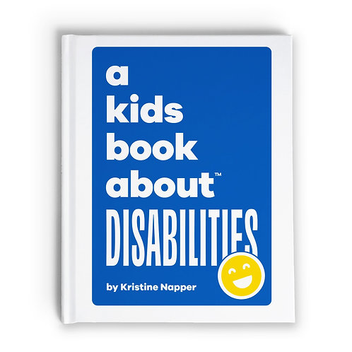 A Kids Book About Disabilities