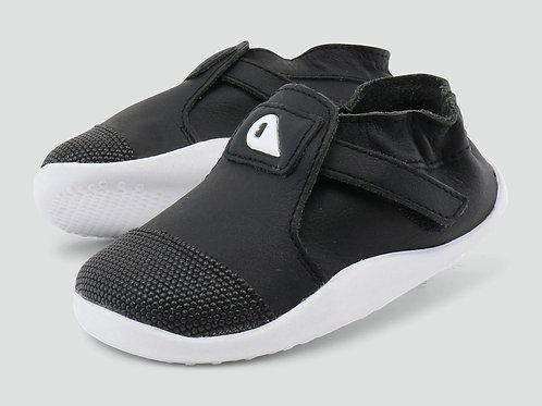 Bobux Step Up Xplorer First Walker Shoes - Black