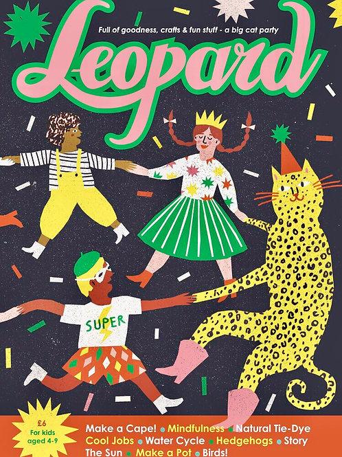 Leopard Kids Magazine Issue 2