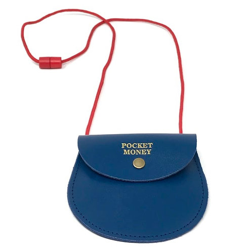 Pocket Money Purse - Navy
