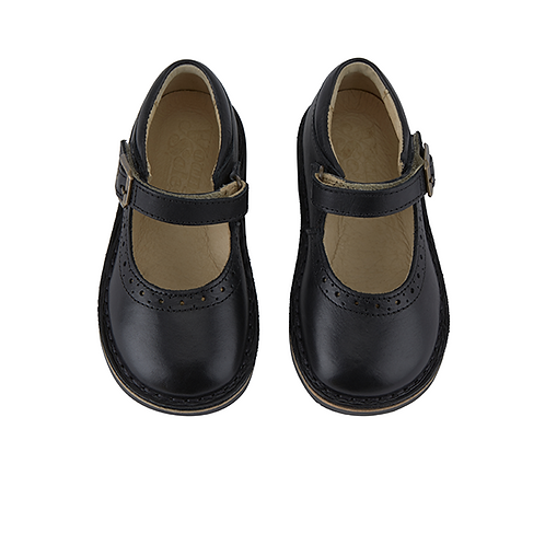 Young Soles Martha Mary Jane Black shoes