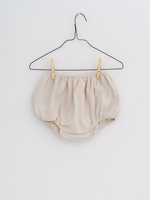 Charlie Bloomers in Hemp - Little Cotton Clothes