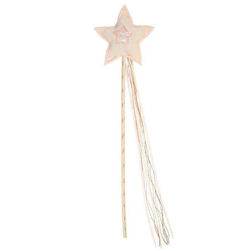 Meri Meri Pink Star Wand