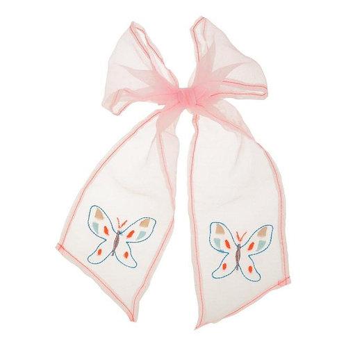 Butterflies Large Bow Clip - Meri Meri