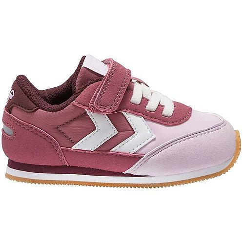 Hummel Reflex Infant Heather Rose pink trainers