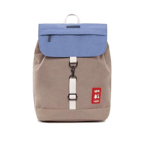 Lefrik Scout Mini Backpack - Ink/camel