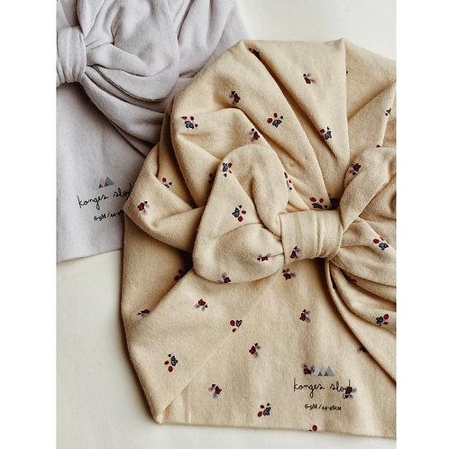 Konges Sløjd 2 Pack Bambi Bonnet - Bloom & Lavender Mist