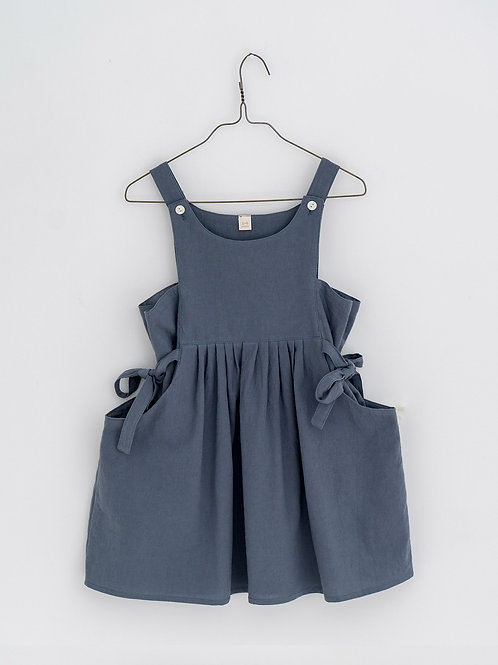 Roberta Pinnie in Willow Blue - Little Cotton Clothes