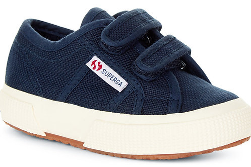 Superga 2750 Classic Infant Strap Navy
