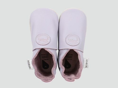 Bobux Soft Sole Babies Shoes Pastel Lilac