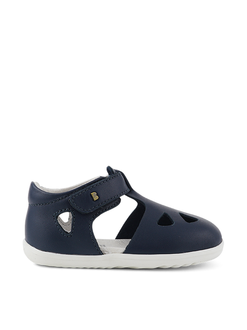 Bobux SU Zap First Walker Shoes - Navy