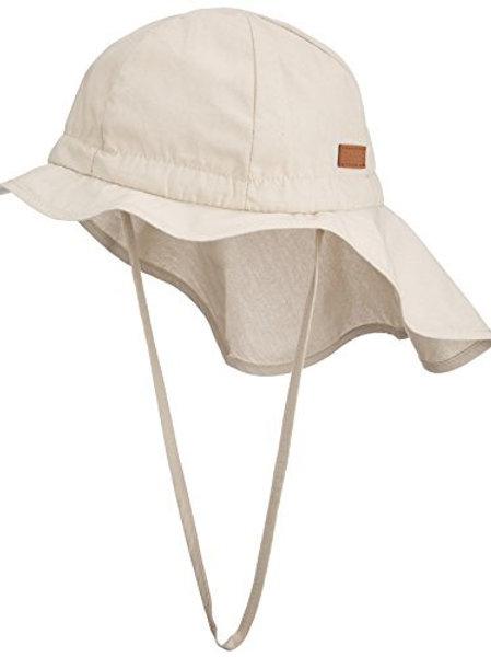 Melton Adjustable Sun Hat - Chateau Grey
