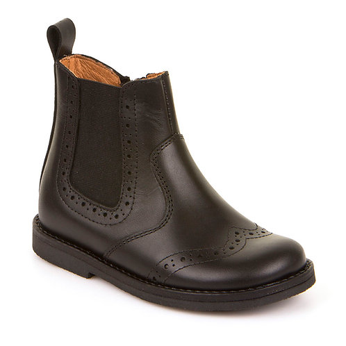 Froddo Black Chelsea Boots