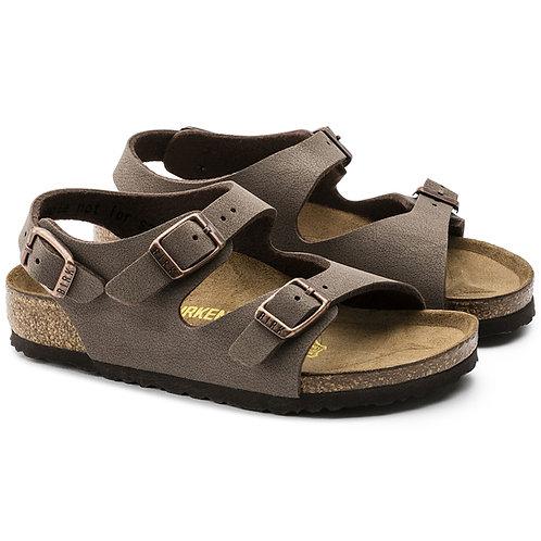 Birkenstock Roma Sandals - Mocha