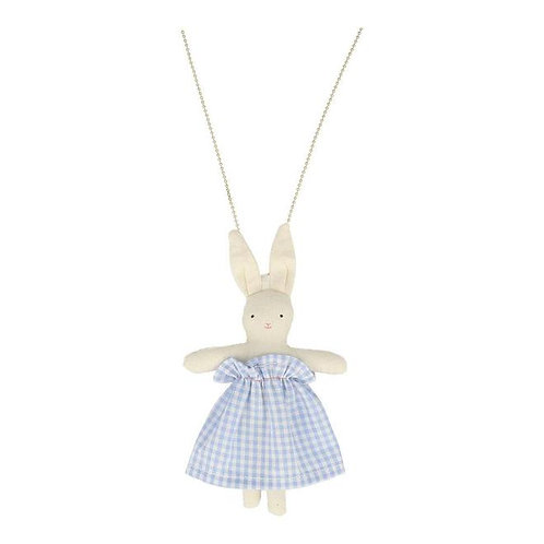 Bunny Doll Necklace - Meri Meri