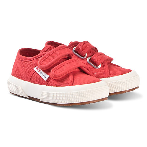 Superga 2750 Classic JStrap - Red