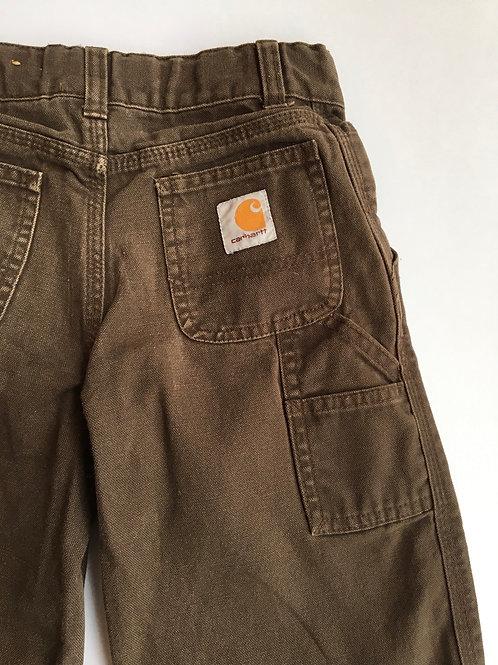 Vintage Original Carhart Cargo Trousers - Age 6