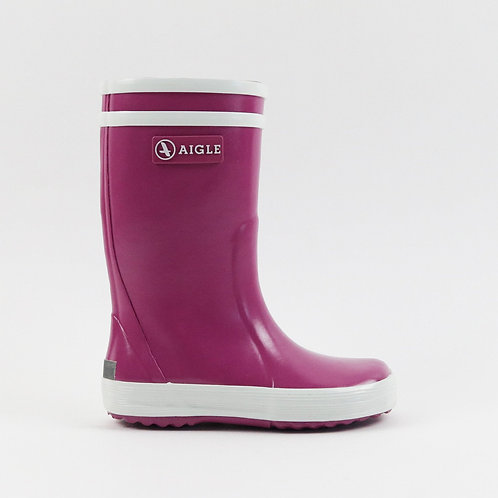 Aigle Lolly Pop Wellies - Mure