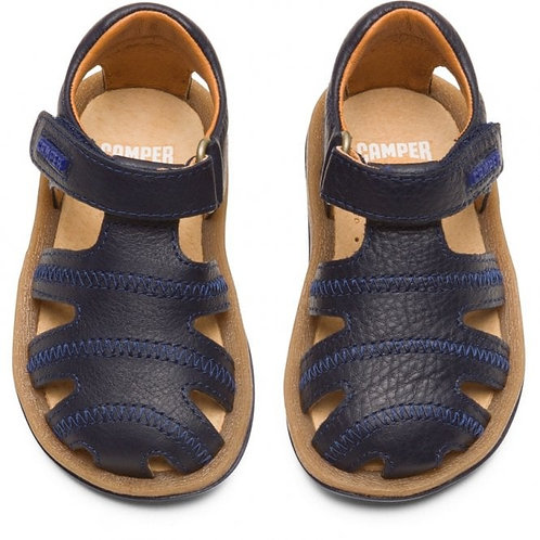 Camper First Walker Toddler Sandals Navy leather
