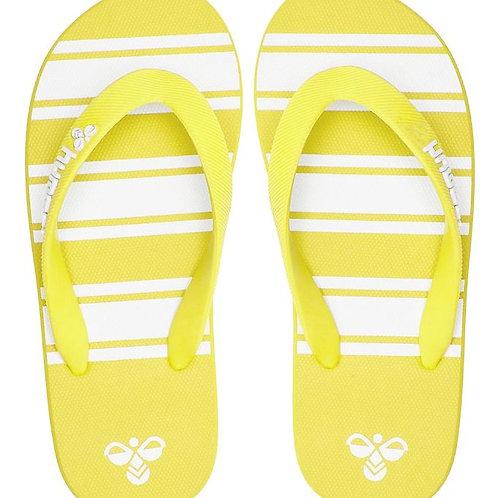 Hummel Junior Flip-Flops - Yellow