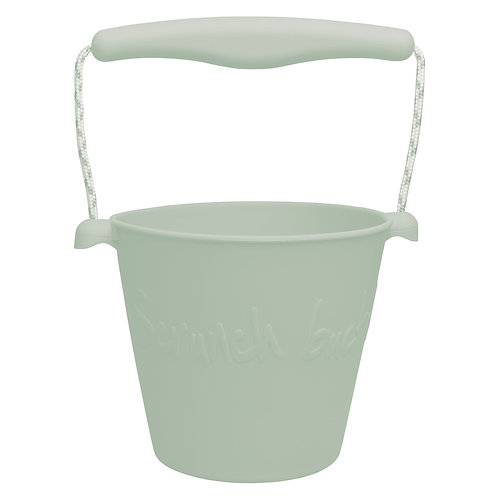 Scrunch Bucket - Sage Green
